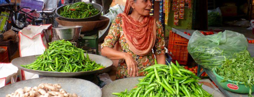 mercado_Mujer_India
